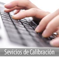 Servicios de Calibración